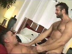 Sexy muscle men fucking