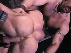 super hot, selected muscle macho guys group sex