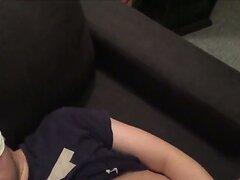 Danish Boys -  Teenboy gives blowjob blinded