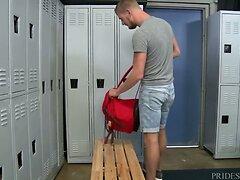 ExtraBigDicks Locker Room Hookup