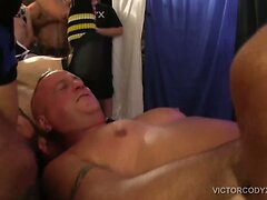 Pigweek Live Bareback Sex Orgy