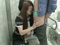 Japanese Crossdresser Amane Outdoor 12