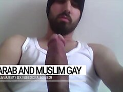 The perfect Arab gay cock