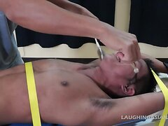 Asian Twink Niko Tied and Tickled