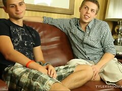 Twinks Jackson and Andrew Fucking