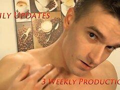 Badpuppy Model Luke Adams