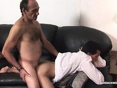 Daddy Ernesto Barebacks Young Mirko