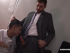 Daddy Andres Barebacks Young Allen