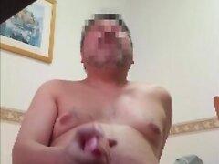 Masturbation cum 14 with TENGA SOFT TUBE CUP