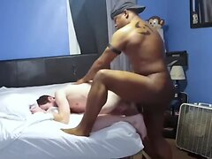 BBC fucks the hell out of white bottom