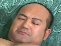 Full Asian mature fuck video